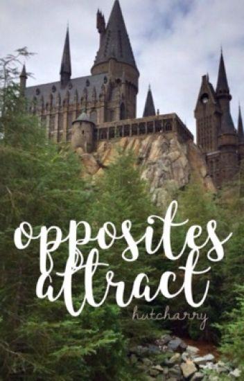 opposites attract // j.s