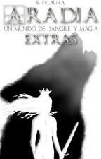 Aradia; Un mundo de sangre y magia (EXTRAS) by rifelaura