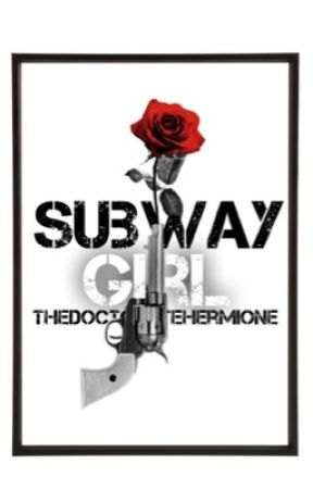 Subway Girl by thedoctoratehermione