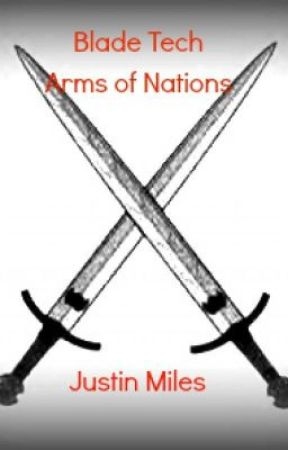 Blade Tech Arms of Nations (Book Two) by Doctorchild