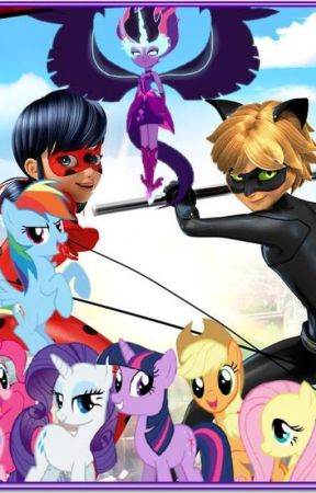 My Little Miraculous Ladybug by MetaLord395