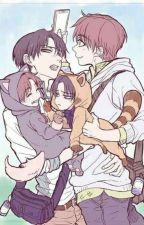 [SnK Fanfict-Đoản Văn] Tổng hợp những gia đình hạnh phúc by nomoechan