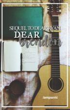 dear brendon ⚣ ryden by iampanic