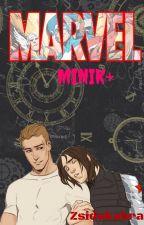 Marvel Minik+ [One-shots] by Zsidakabra