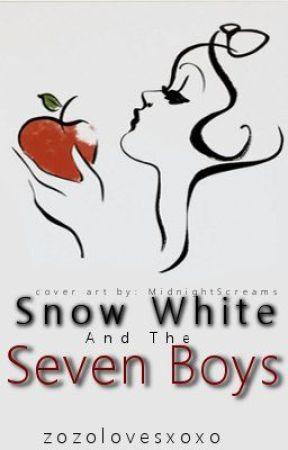 Snow White And The Seven Boys by zozolovesxoxo