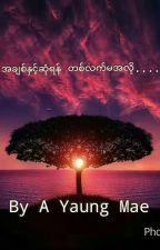 အခ်စ္ႏွင့္ဆံုရန္တစ္လက္မအလို by AYaungMae