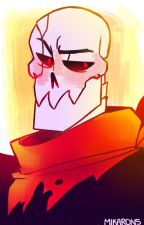 Underfell Papyrus x Female reader Lemon by lilly8808