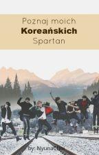 Poznaj moich Koreańskich Spartan by NyunaChoi