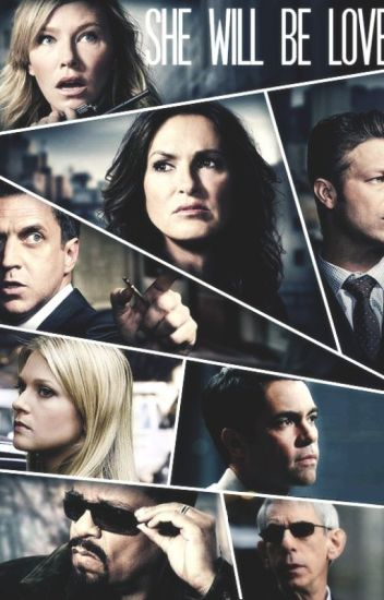 She Will Be Loved [Law & Order:SVU] ↠ R. Barba