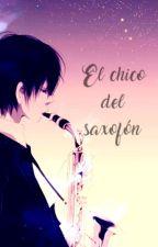 El chico del saxofón by MarcelaMedrano4