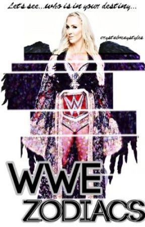 WWE ZODIAC by crystalmaystyles