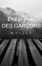C'est la faute des garçons  by Wylllz