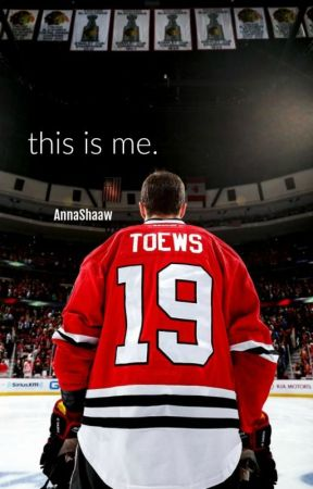 this is me  Jonathan Toews by annashaaw