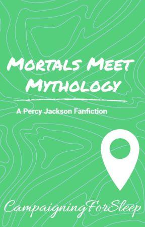 Mortals meet mythology by Dam_Iris_Kid