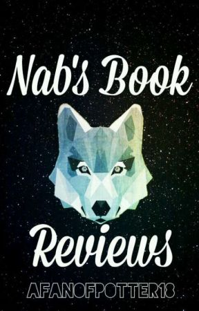 Nab's Book Reviews|| OPEN by AFanOfPotter18
