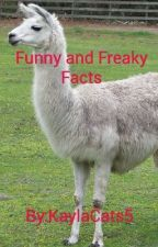 Funny And Freaky Facts by HotWings757