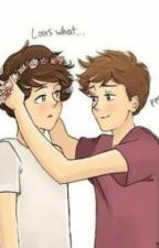 Momentos Larry Stylinson by Grey-love-one-bea