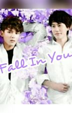 """Fall In You """"KyuWook"""" by Zinc_Lee"""