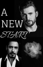 A NEW START | STONY by SPID_PeterParker