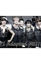 BTS Adopted ME!!!! by btsastroexoblackpink