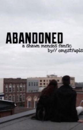 abandoned.  by omgstfupls