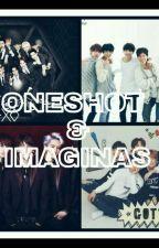 IMAGINA Y ONESHOTS DE KPOP (libro dos) by Sun-Hee10