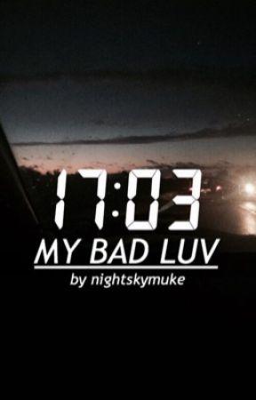 ☆:*my bad luv ☆.。.:* ➟ mashton/muke by nightskymuke