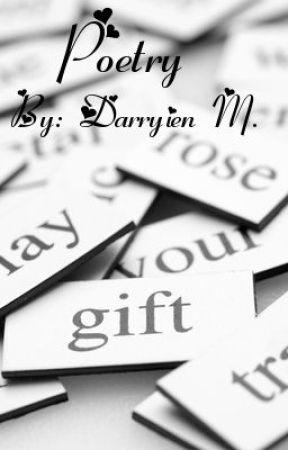Poetry by DarryienMorales