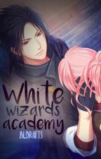 White Wizards Academy by bleulogy