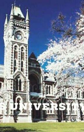 Aliana's University by XZ1234567890