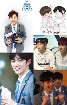 [WooSeob] [JinSeob] Này đồ mặt liệt! Này đồ dễ thương!Được rồi đó!
