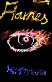 Flames by KITTYkat1234