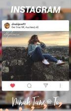 INSTAGRAM /-Dinah Jane & Tu-/ [Editando]♡ by Skphinca