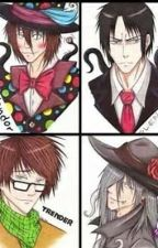 I'm more like my uncle than my dad (Slender brothers x reader) by 22shawm