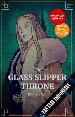 The Glass Slipper Throne by IreneFaye