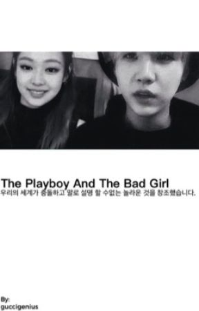 The Playboy & The Bad Girl by guccigenius