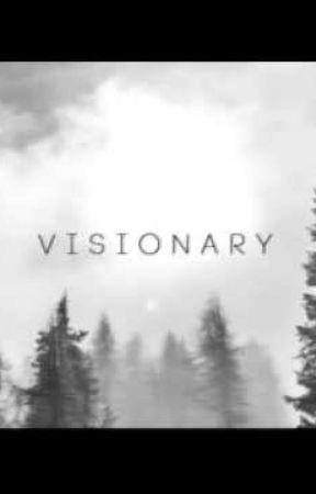 I'm a visionary by Mitsukaj