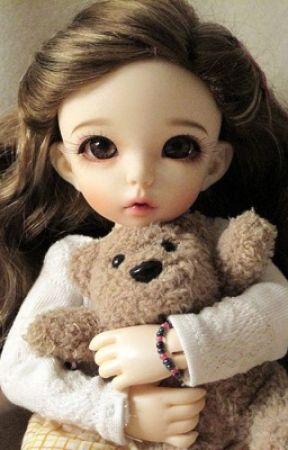 The Doll by BlackPinkieZ