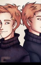O Plano dos Gêmeos - Bron/Drarry (completa) by Sandra_Longbottom