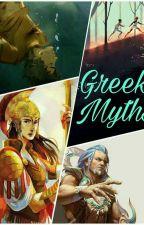 Greek myths  by Apollo_TheOtakuGod