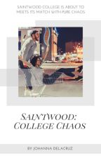 Saintwood: TNG college chaos  by angel48183