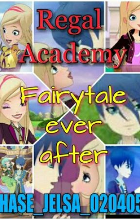 Regal Academy:  fairytale ever after by PaoPao204