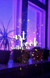 Ellen's Art Book  by itz-Ellen