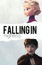 Falling In // jack x elsa by nightloq
