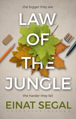 Law Of The Jungle by EinatSegal