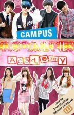 Campus Royalties Academy by mighty_mixie
