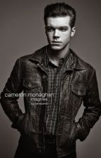 cameron monaghan imagines by camscarrot