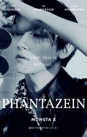 phantazein • im changkyun by meringyu