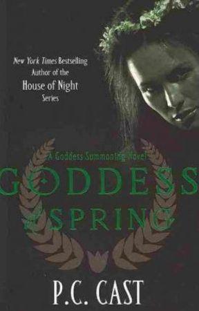Goddess of Spring by CASTPC