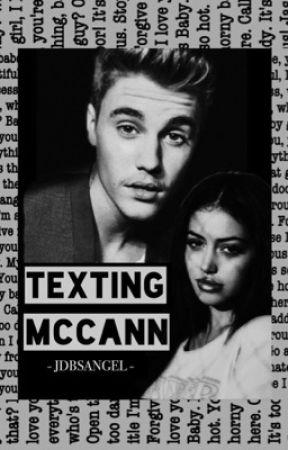TEXTING MCCANN | Justin Bieber as Jason McCann  by writingaisha